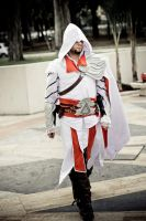 I'm ezio And i Know it by sacrossanct