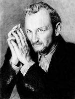Robert Englund by Jackolyn