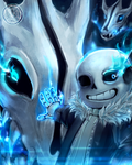 Undertale: Sans by bekkomi