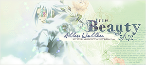 Allen Walker Signature by lady-alucard