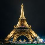 Paris - Eiffel Tower by DarkSaiF