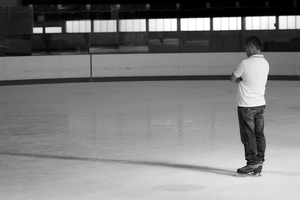ice rink by WonFocal