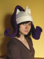 Rarity hat-My Little Pny by miya05