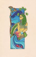 Ancient Egypt - Aquarius by skyla84