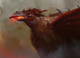 Dragon Chicken by Chenthooran