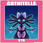 PKMN 576 - Gothitelle by Degnne