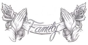 Bless my Family I by madtattooz
