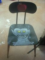 Death Note Chair by Shadow-Lockheed