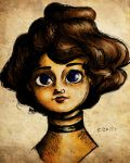 Gibson Girl Victoria by Birdy98