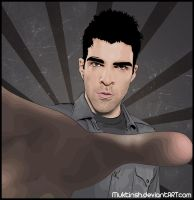 Sylar from HEROES by Muktinsh
