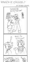 What's it called...? Part 2 by DragonessBahamut