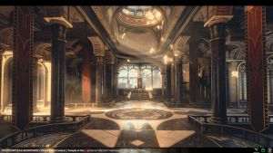 Temple Of Utu - Unreal Engine 4 Environment by thiagoklafke
