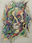 Death Dreams in Technicolour by EveryAtom