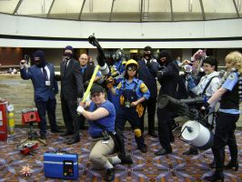 BLU Team ACEN 2009 by SkyeBD