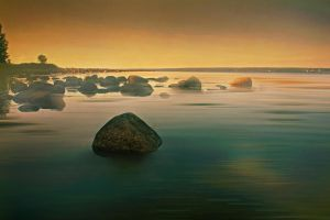 Gulf of Finland by Ortainiel