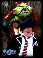 Blue Exorcist - Whut....? by GoodDokCosplay