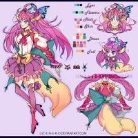 Adoptable Auction [ SOLD] - Kemonomimi Girl by Z-E-N-E-R-O