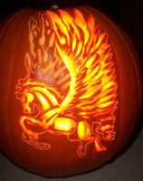 Pegasus by pumpkinsbylisa
