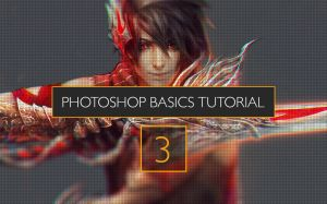 Photoshop tutorial- PS basics 3 by tincek-marincek