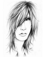 GAZETTE_Takashima by KaZe-pOn