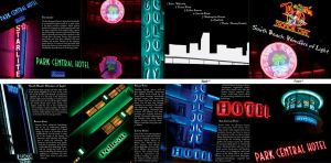South Beach 8 Panel Cd Cover by djbahdow-2101