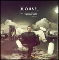 House MD - On the side of the angels by melanie1121