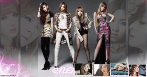 2NE1 Wallpaper~ .. by SNSDLoveSNSD