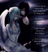 .:Forever by your side:. by BlackStarsShineToo