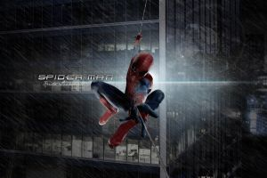 Spider man by daChelissius