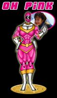SBF OH PINK OH Ranger  by RWhitney75