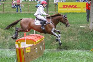 3DE Cross Country Water Obstacle Series XIII/10 by LuDa-Stock