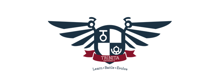 Trinita University Logo by CallMeGav