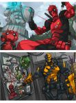 Shenpool and Zedstroke by Exaxuxer