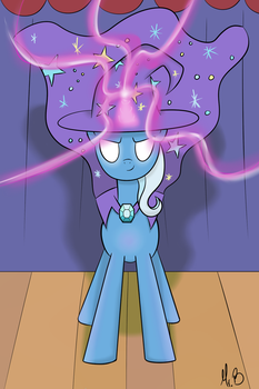 The Great and Powerful Trixie by greseres