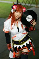 Iroha from Beatmania II DX by garion