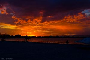 Sunset #5 - Day #2 by DNDBlog