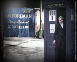 Doctor Who: Unfinished Business by VortexVisuals