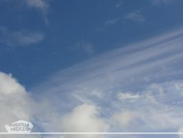 Cirrus Clouds by AndrewNickson