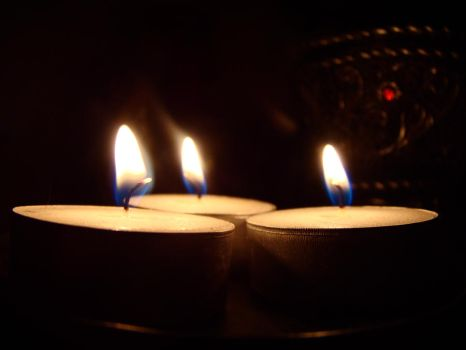 Candles by Theoneknownascrispi