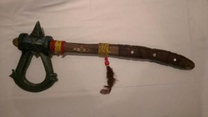 Replica Tomahawk Connor by SinisterShadows