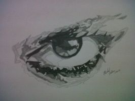 Eye by mido0oafellay