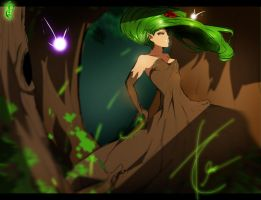 Tree Lady by TheChabot