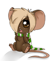 My mouse chibi by ninetail-fox