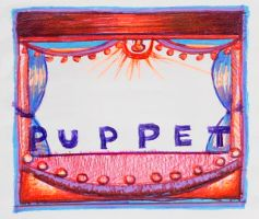 Puppet Show by paintedfingers