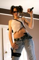 Stock: Zombie Hunter 3 by TamvakisPhoto