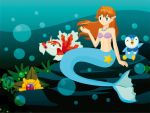 Misty Mermaid by Symphonie-Rose