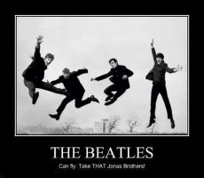 The beatles vs The JB by TingTangxxoox