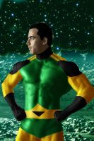 Legion of Super-Heroes: Matter-Eater Lad by DaswookofHeromorph