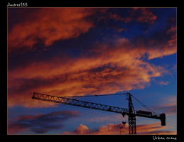 Urban Crane by Andres133