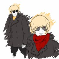 Dave strider. REQUESTED by Chibi-MsHollowfox